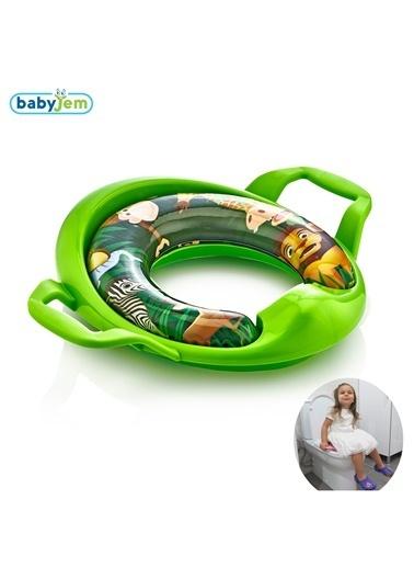Baby Jem Babyjem Mega Klozet Adaptörü  Yeşil